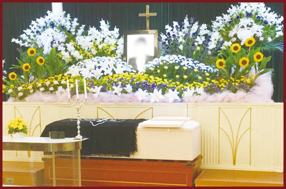 大阪でのキリスト教葬儀牧師派遣の実績紹介。